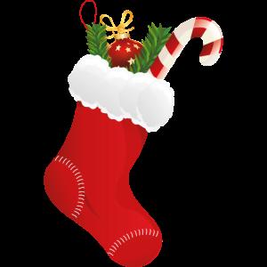 Weihnachtsstrumpf Socks