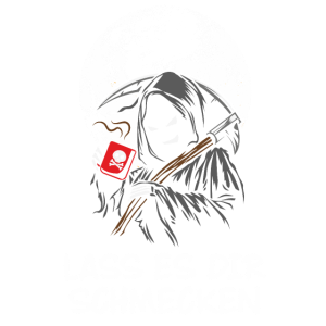 Grim Reaper Kaffee