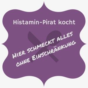 Histamin-Pirat kocht ohne Einschränkung (lila)