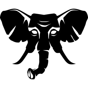 Skiclub Nairobi Elefant Frontlogo
