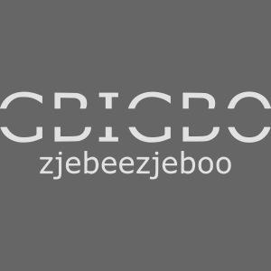 GBIGBO zjebeezjeboo - Logo Duo - Basic
