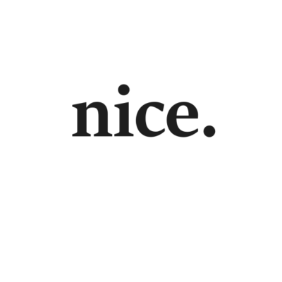 Nice -  - Nice,Nett,Geschenkidee