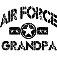 Air force grandpa