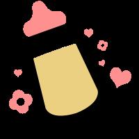 Flasche Ruhezustand