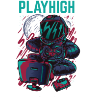 Playhigh Astronaut