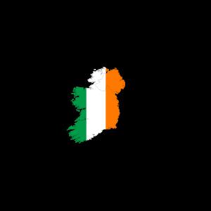 T-Shirt Irland - Herzschlag Irland