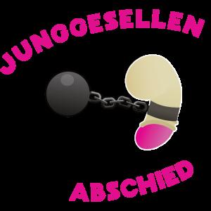 Junggesellen Abschied 01 Pink