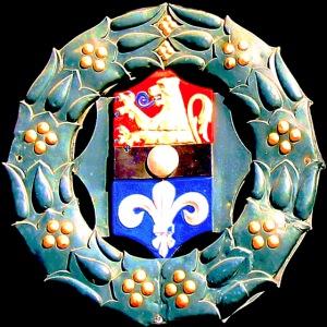 Button - Wappen Darmstadt