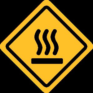 sign heat
