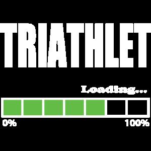 T-Shirt Triathlet - Triathlon