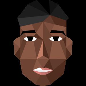 Schwarzer Mann