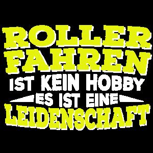 Rollerfahren - Rollerfahren ist kein Hobby