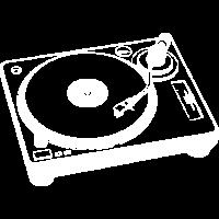 Vinyl Player - Schallplattenspieler