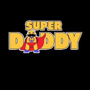Bester Vater / Best Dad / Geschenk / SUPER DADDY