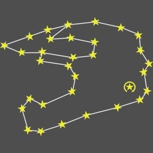 Crosshelm Sternenhimmel