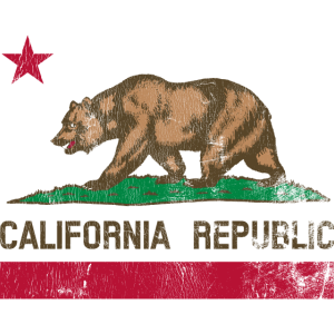 California Vintage Grunge