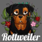 Le bonheur Rottweiler
