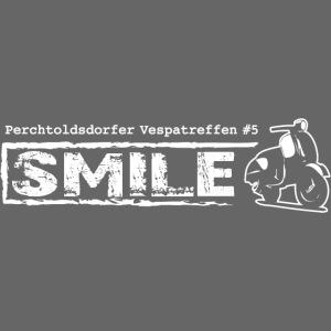 Offizielles SMILE-Shirt 2018