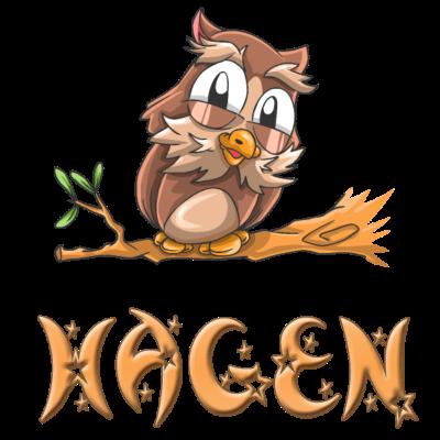 Eule Hagen - Hagen Eulen Design für Hagen. - Hagen süss,Hagen Geschenke,Hagen Geschenk,Hagen Geburtstagsgeschenk,Hagen Geburtstag,Hagen Geburt,Hagen Eulen,Hagen Eule,Hagen