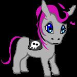 rebel pony