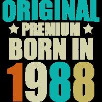 1988 Original Birthday Year