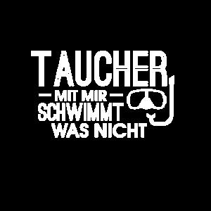 Taucher Shirt - Tauchen Diving Schnorcheln Scuba