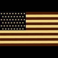 Usa Flagge