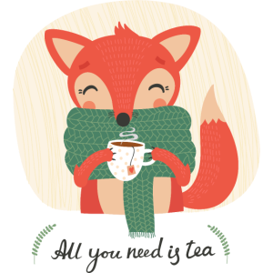Alles, was Sie brauchen, ist Tee