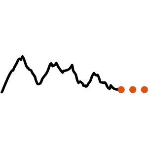 Höhenprofil-Gebirge