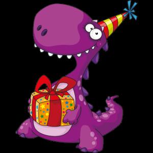 Geburtstag Dino