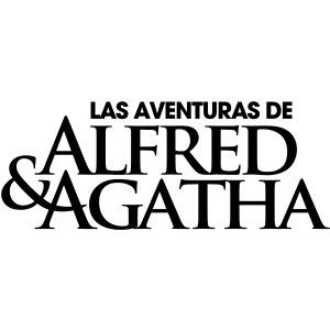 Logo Alfred y Agatha
