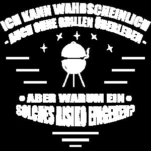T-Shirt grillen