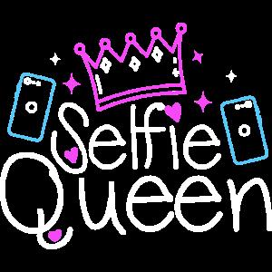 Self i Queen Selfi Königin