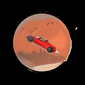 Raumfahrzeug / Elon Musk, SpaceX, Tesla