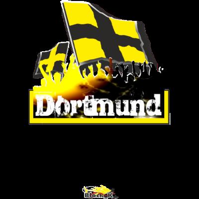 dortmund - Dortmund Fanshirt / Städteshirt - stadt,fussball,flagday,fans,fahnentag,dortmund,arena,Ultras,Städteshirt,Stadion,Flagge,Fanshirt,Fankurve,Fan,Fahne
