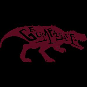 Grumpy T-Rex