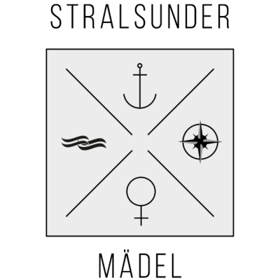 Stralsund Maedel - Stralsunder Mädels aufgepasst! Du bist waschechte Stralsunderin und liebst deine Hansestadt über alles? Dann zeig es jedem mit diesem Motiv! Stralsundliebe! - urlaub,hansestadt,Heimatland,Stralsund,Wasser,usedom,Maritim,Anker,ahoi,Stralsunderin,Kompass,Heimat,reise,Mädchen,Deutschland,strand,McPom,Mädel,Rügen,weiblich,Heimatstadt,Nordisch,sonne,Meer,Frau
