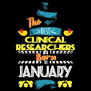 Die besten klinischen Forscher werden im Januar geboren