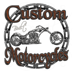 Motorrad Custom Bike