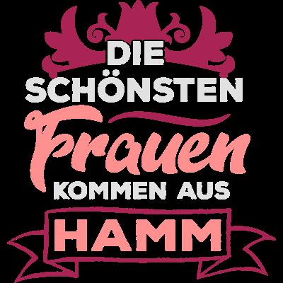 Die schönsten Frauen kommen aus Hamm - SHIRTBUBBLE - Die schönsten Frauen kommen nun einmal aus Hamm! Jeder der was anderes behauptet hat keine Ahnung, oder? Hol dir jetzt dein Städte-Motiv auf ein beliebiges Produkt deiner Wahl. Ob T-Shirt, Hoodie etc. - städte,stadt,schöne,kommen aus,ich liebe,i love,gang,die,deutschland,crew,city,cities,bff,Schönsten,Nordrhein-Westfalen,NRW,Mädels,JGA,Hammerin,Hammer,Hamm,Girls,Frauen