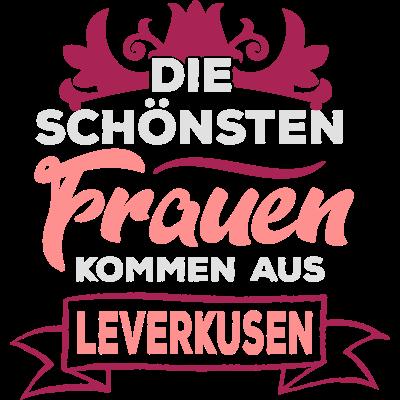Die schönsten Frauen kommen aus Leverkusen - Die schönsten Frauen kommen nun mal aus Leverkusen! Jeder der was anderes behauptet hat keine Ahnung, oder? Hol dir jetzt dein Städte-Motiv auf ein beliebiges Produkt deiner Wahl. - städte,stadt,schöne,leverkusenerinnen,leverkusenerin,leverkusener,kommen aus,ich liebe,i love,gang,die,deutschland,crew,city,cities,bff,Schönsten,Mädels,Leverkusen,JGA,Girls,Frauen