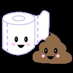 Toilet poo kawaii