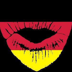 Deutscher Kuss