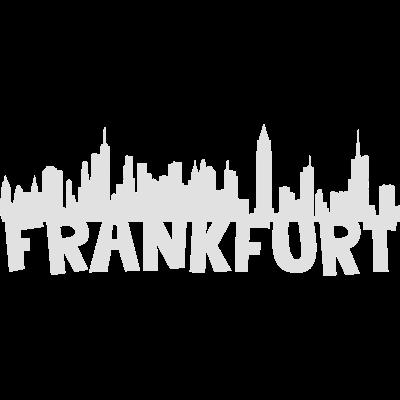Frankfurt Skyline - FRANKFURT SKYLINE! - comic,fresh,style,stadt,Coole Sprüche,retro,festival,Graffiti,town,reise,städte,Frankfurt am Main,deutsch,Deutschland,tourist,mode,Lustige Sprüche,skyline,Heimatstadt,Old school,hipster,city,Frankfurt,german,Fußball