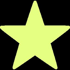Stern / Star / Gelb / Leuchtend / Sonne