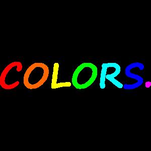 COLORS / Farben / Bunt / Regenbogen