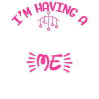 Schwangerschaft Minnie Mama Kind Baby Geschenk