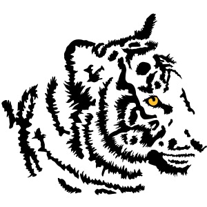 Tribal Tiger 2