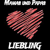 Mamas und Papas Liebling