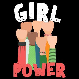Girl Power Great Feminist
